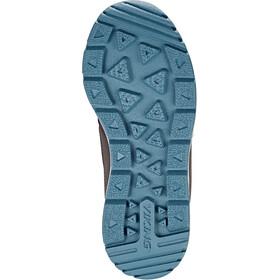 Viking Footwear Rotnes GTX Zapatillas Niños, dark brown/light brown